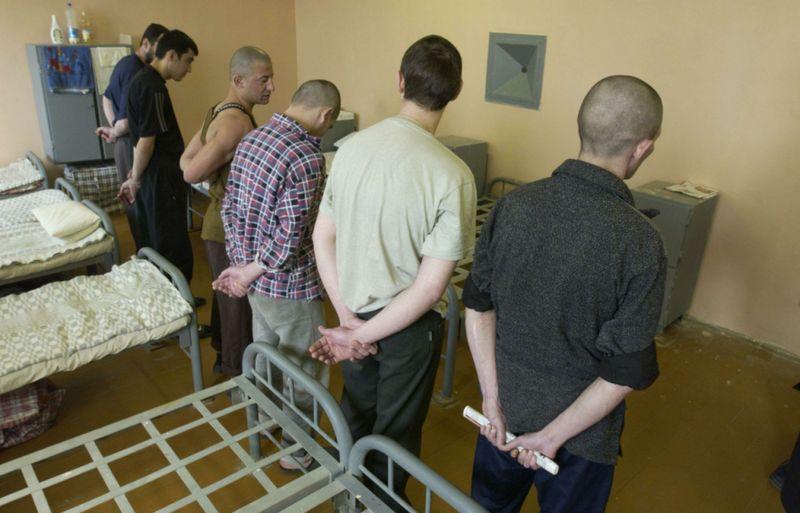 Содержание заключенных