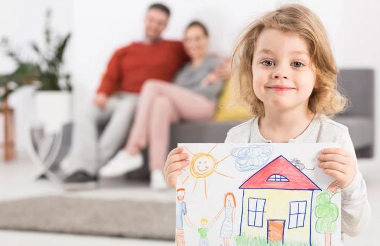 Можно ли оформить покупаемую квартиру на несовершеннолетнего ребенка?